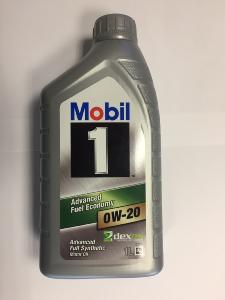 Mobil 1 0w20 Advanced Fuel Economy 1L