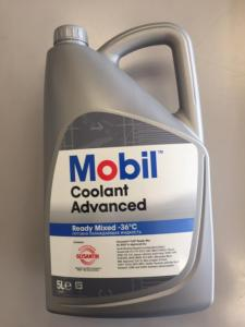 Mobil Coolant Advanced Ready Mix -36º 5L