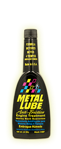 Metal Lube Fórmula Motores 4T Embrague Húmedo 120 ml